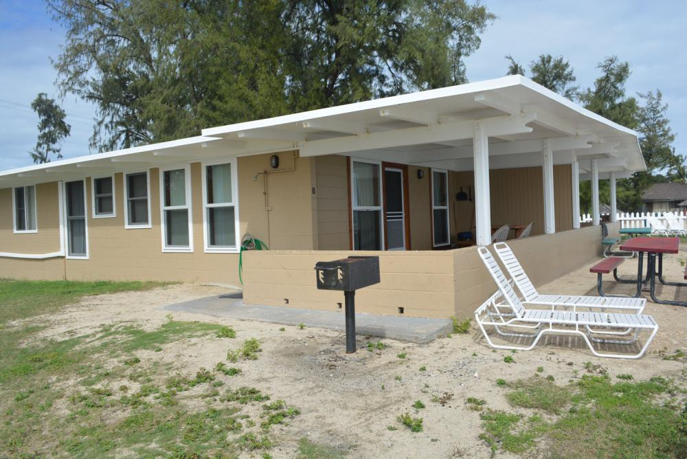Navy vacation rentals cabins rv sites more navy for Oahu camping cabins