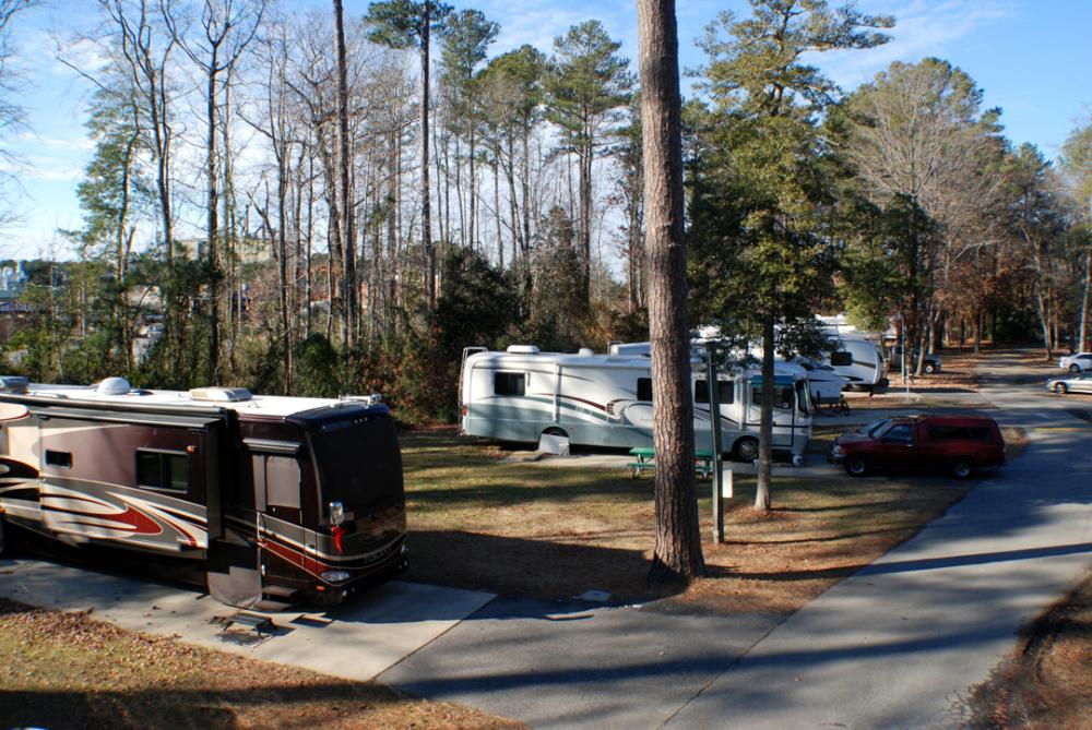 Navy vacation rentals cabins rv sites more navy Cottages of camp creek
