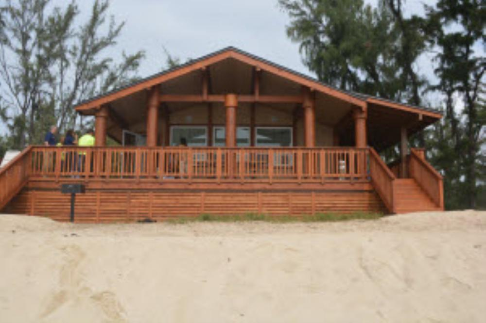 Barbers Point Beach Cottages