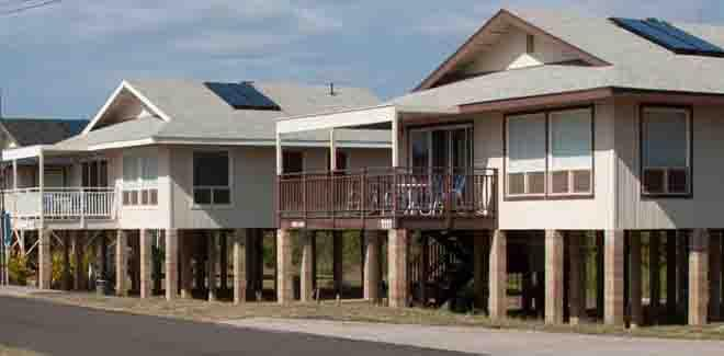 Pacific Missile Range Facility Pmrf Navy Getaways Barking Sands Offers Eleven 2 Bedroom 1 Bath Ocean Front Cottages Twelve View