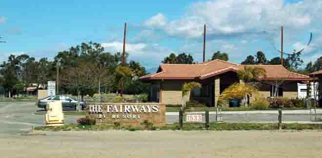 Fairways RV Resort (Port Hueneme)