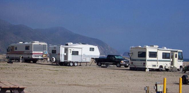 Navy Getaways Point Mugu Beach Hotel Rv Park
