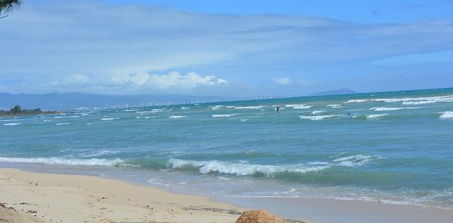 The Cottages Are Located At 2 Diffe Beach Parks Known As White Plains For